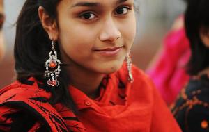 【巴基斯坦图片】乱世中的巴基斯坦美女