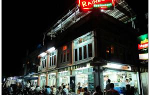曼德勒美食-Rainbow Restaurant