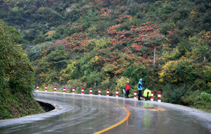 【秦岭图片】从北方到南方 体验秋天的秦岭
