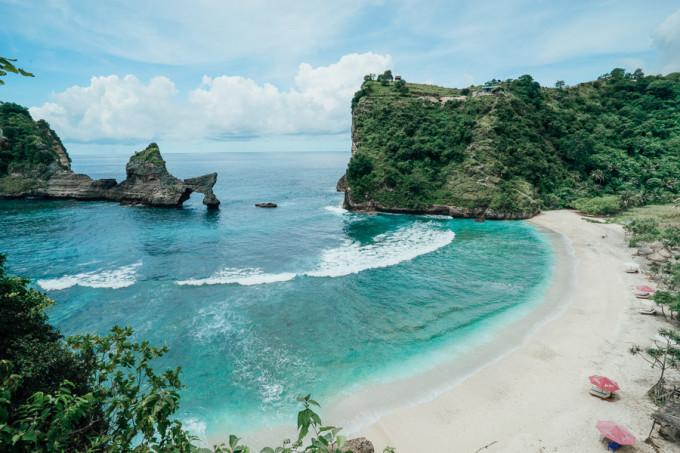 """免签直飞,巴厘岛离岛 """"佩尼达岛"""" 怎么玩?"""
