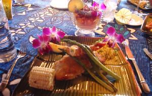 夏威夷美食-Mama's Fish House Restaurant