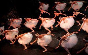俄罗斯娱乐-音乐与芭蕾剧院