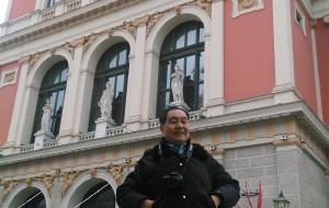 【维也纳图片】东欧六国之旅...参观维也纳金色大厅记
