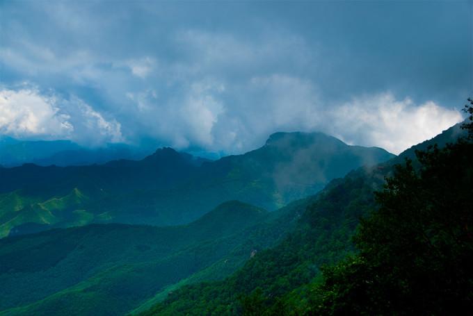 百花山国家级自然保护区