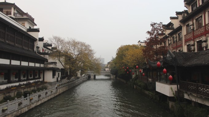 南京旅游手绘地铁