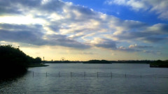 白云湖,你值得去走一回