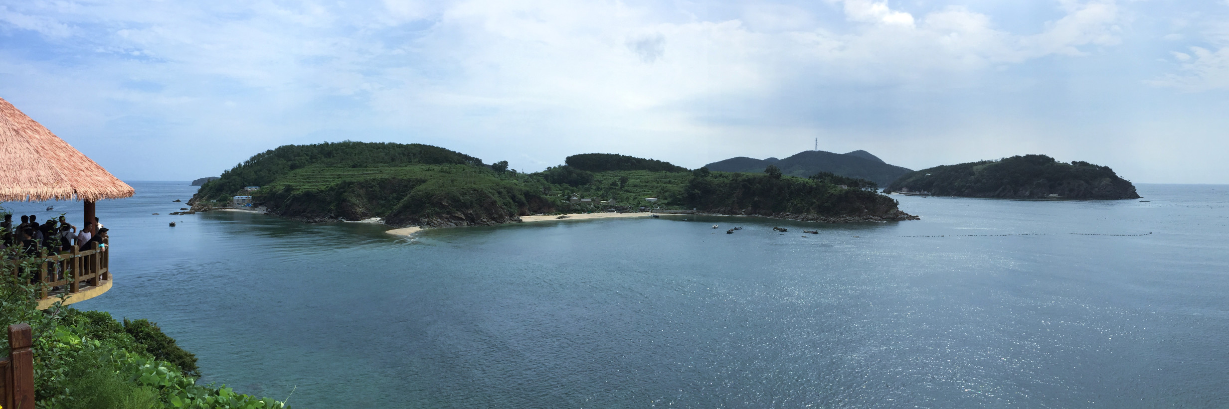 大连大长山岛,小长山岛两日游