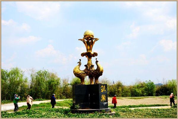 梓潼 游记  绵阳市仙海风景区是依托沉抗水库建立起来的省级水利风景