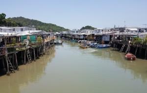 【离岛图片】保育中的漁村~大澳