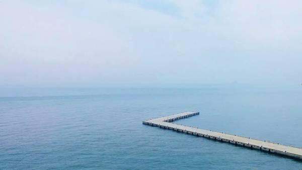 海边比心高清图片大全