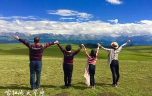 【伊宁图片】唱着歌儿去旅行(新疆是个好地方)