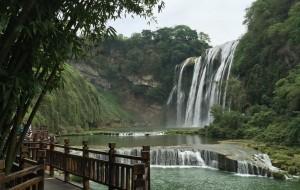 【黄果树瀑布图片】2017  貴州行之四  黄果树瀑布