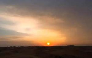 【阿拉善左旗图片】是的,我睡了腾格里沙漠