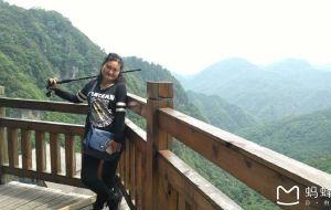 【恩施图片】湖北-全景-双动(十日游)之三  神农架 天燕风景区神农坛天生桥