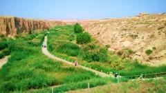 广州几步路户外沙漠夏令营五(西夏记念)