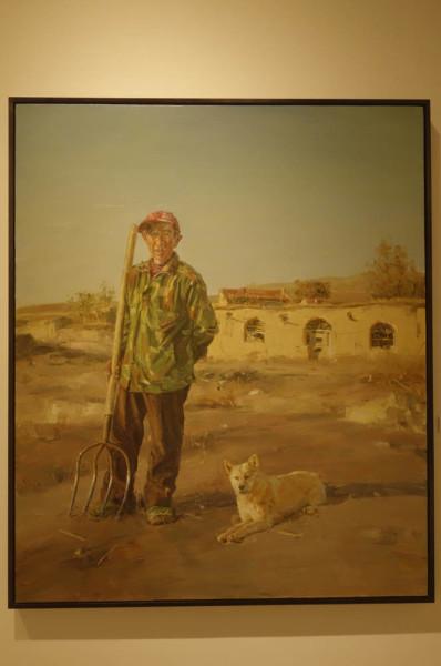中国油画院画家作品欣赏 33 组图