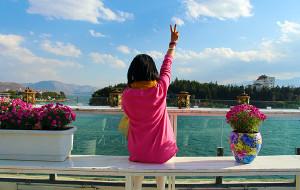 【玉龙雪山图片】三生三世看桃花,姑父带你蜜月行(丽江、大理、泸沽湖、雪山)