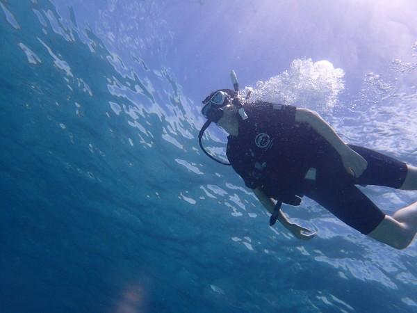 两个嗜海患者的普吉岛潜水5日游