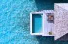 唯美水下餐厅·马尔代夫芙拉瓦丽岛7天自由行(蜜月精选+超大房型+均带私人泳池+赠30分钟SPA+中文服务)