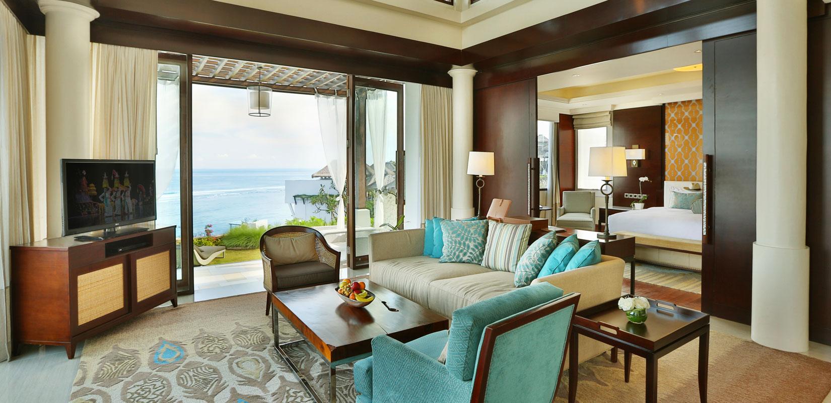Samabe Bali Suites Villas One Bedroom Ocean View Suite