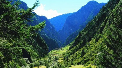 喀什坡陇原始森林生态旅游风景区门票
