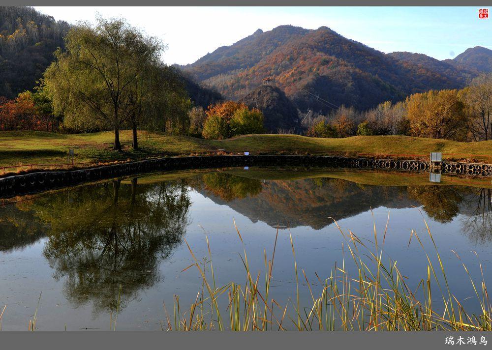 玉渡山自然风景区位于北京市延庆县张山营镇境内,盘踞在龙庆峡