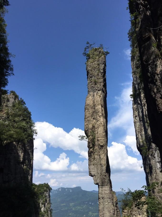 郑州湖北恩施坝坪营鹤峰坪山大峡谷自驾游