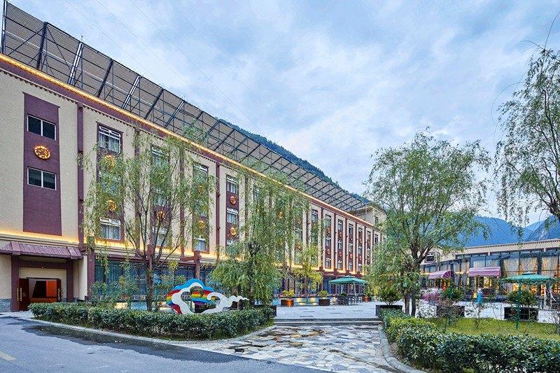 Jiuzhai Sanroyal International Hotel