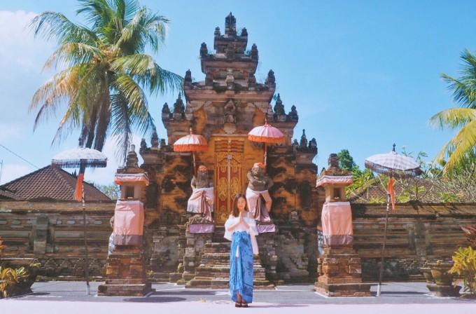 许你一个巴厘岛的夏天