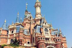 上海,上海,迪士尼,迪士尼!!!!~~~~~~我终于来了~~