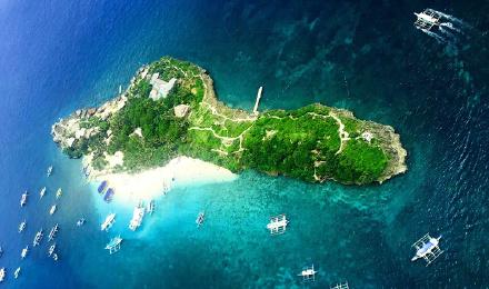 菲律宾长滩岛 直升机环岛游/观光直升机(尊享长滩之美