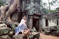 攀登吴哥之梯,膜拜高棉的微笑