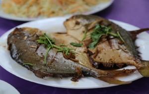 烟台美食-长岛迎霞渔家乐