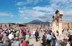 【庞贝图片】80天环游世界(7)---庞贝和埃尔科拉诺探古(Pompeii and Ercolano)