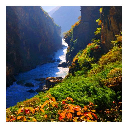 香格里拉 普达措国家森林公园 石卡雪山 香巴拉坛城 虎跳峡 独克宗