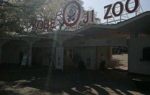 神户娱乐-神户市立王子动物园