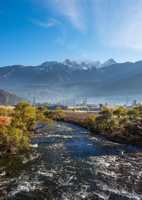 西藏自治区旅游 西藏旅游攻略 神的孩子都要去西藏!