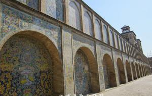 【伊朗图片】德黑兰的博物馆和王宫——在伊朗游走的日子(二)
