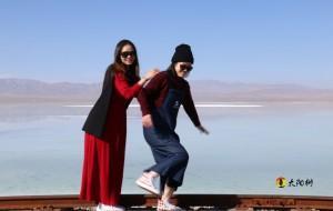 【乌兰图片】茶卡盐湖,我拿什么来爱你——陇南、青海湖祁连山自驾游之九