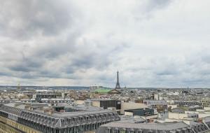 【巴黎图片】巴黎在左,罗马在右