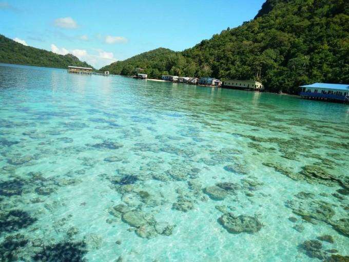 马来西亚仙本那,让一个不会游泳的我爱上了海岛