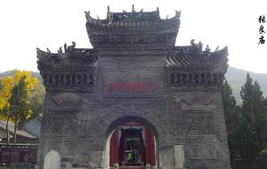 【汉中图片】留坝—紫柏山、张良庙
