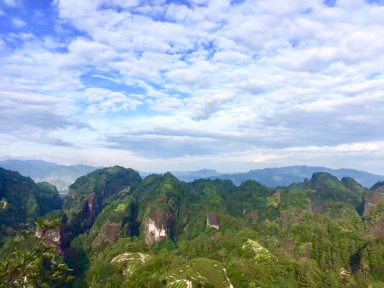 来武夷山不可不去的攻略推荐旅游景点,武夷山女重生攻略戍图片