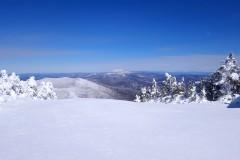 冬季雪景 - 北美新英格兰地区滑雪学习经历