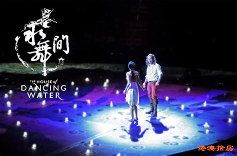 澳门人体表演_水舞间水上汇演--澳门新濠天地--澳门最值得看的表演