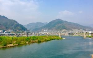 【安康图片】2018-03-25 安康石泉-汉江流过的地方