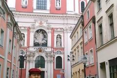 东欧六国之旅...观波茨南圣保罗大教堂记