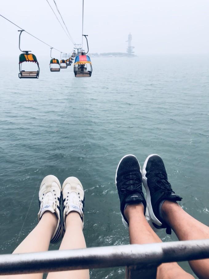 秦皇岛北戴河的两天之旅