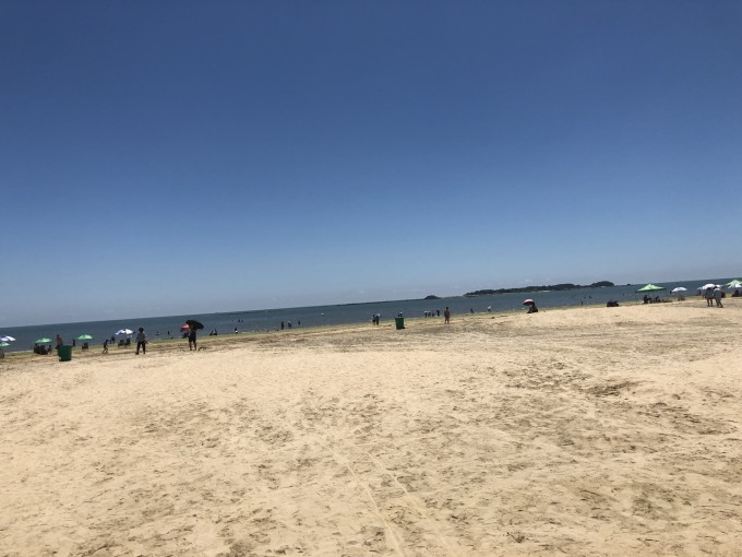 威海银滩-烟台养马岛-第三海水浴场-蓬莱 龙口四日游