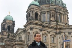 东欧六国之旅...德国柏林大教堂风景区随拍